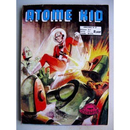ATOME KID 2e série n°27 - L'astre interdit