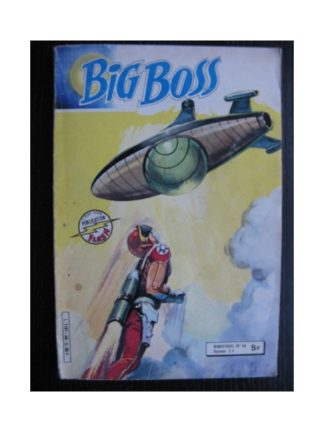 BIG BOSS 2e SERIE n°56 - L'homme à la camera magique