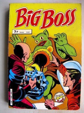 BIG BOSS 2e SERIE Recueil n°7016 (n°51 et 53)
