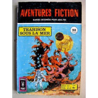 AVENTURES FICTION 2e série n°48 - Trahison sous la mer