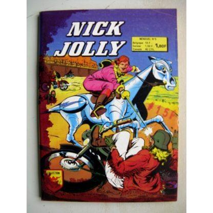 NICK JOLLY n°5 (Aredit 1976)