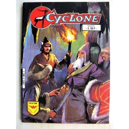 CYCLONE 2e série (Courage Exploit) n°4 - Le rêve révélateur