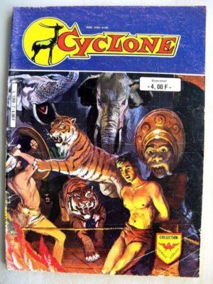 CYCLONE (Courage Exploit) n°7 – Lutte des Titans
