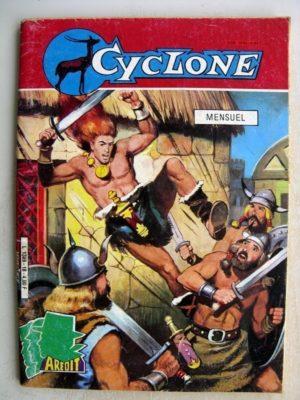CYCLONE (Courage Exploit) n°18 – Le mystérieux archer
