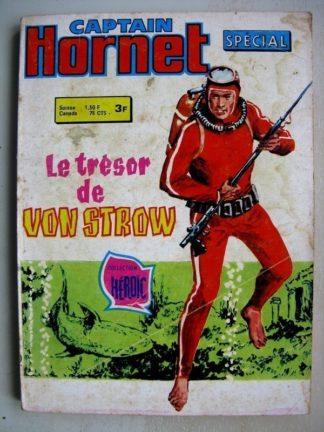 CAPTAIN HORNET Spécial N°1 - Le trésor de Von Strow (Collection Héroïc) Aredit