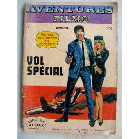AVENTURES FILMS 1e Série N°10 - Vol spécial (Collection Audax) Aredit