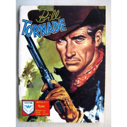 BILL TORNADE 2E SERIE N°3 - Le faux Dick Black (Aredit)