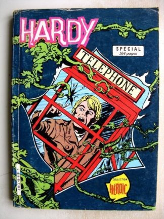 HARDY Spécial N°6 - La semence du Chaos (COLLECTION HEROIC) Aredit
