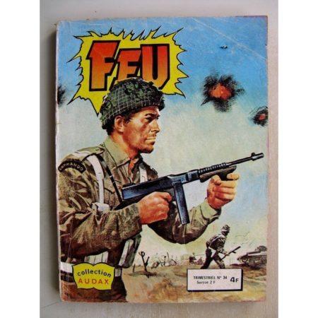 FEU N°34 - Union Jack Jackson (Collection Audax) Aredit