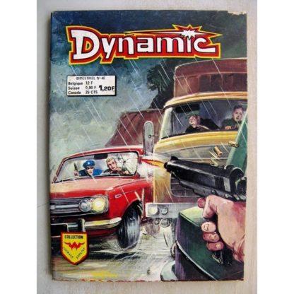 DYNAMIC N°40 - Poursuite implacable (Courage Exploit) Aredit