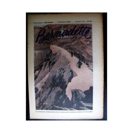 BERNADETTE n°297 (1952)