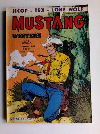 Mustang n°79 - TEX Willer
