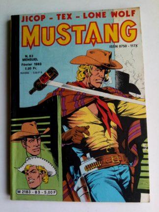 Mustang n°83 - TEX Willer
