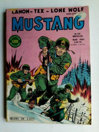 Mustang n°89 - TEX Willer