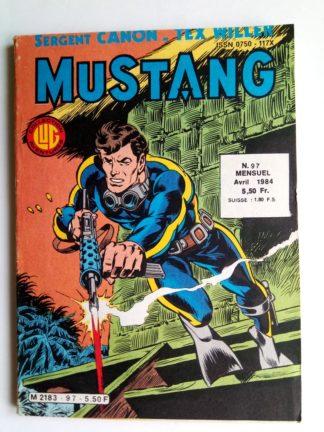 Mustang n°97 - TEX Willer