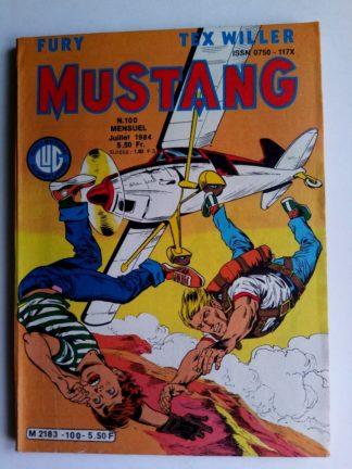 Mustang n°100 - TEX Willer
