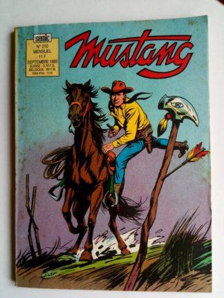 Mustang n°210 - TEX Willer