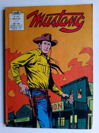 Mustang n°218 - TEX Willer