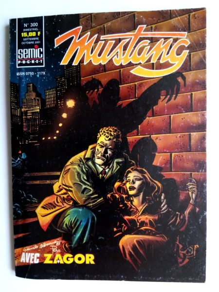 Mustang n°300 Martin Mystère