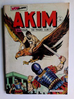 AKIM (1e série) N°456 Echec à la reine (MON JOURNAL 1978)