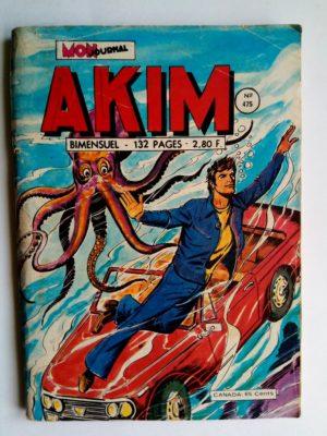 AKIM (1e série) N°475 Le cercueil d'acier (MON JOURNAL 1979)