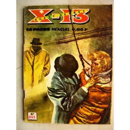 X13 AGENT SECRET N° 211 Marécages