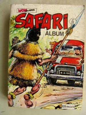 SAFARI (Mon Journal) ALBUM 22 (85-86-87-88)