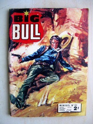 BIG BULL N° 31 Le Témoin - Pewata l'invincible (Impéria 1975)