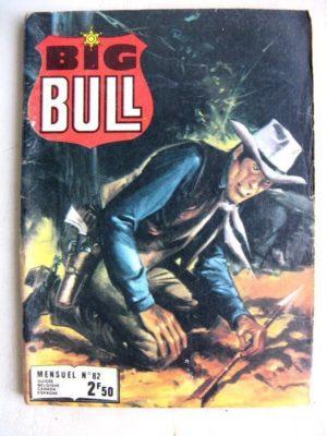 BIG BULL (IMPERIA) N° 82 La rive maudite – Kay Barton