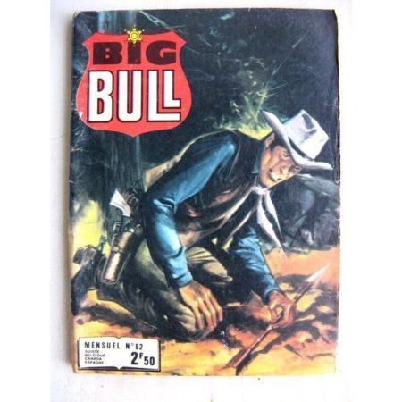 BIG BULL N° 82 La rive maudite - Marchands d'esclaves - Kay Barton (Drôle de pépite) Impéria 1979