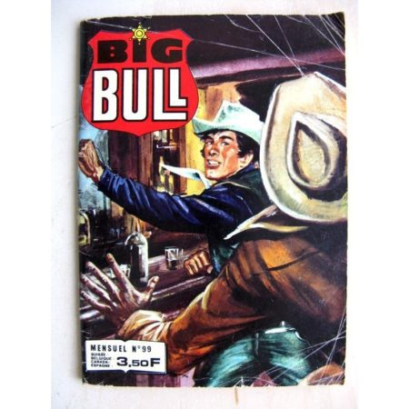 BIG BULL N° 99 Faibles femmes - Kay Barton (Le voleur) Impéria 1981