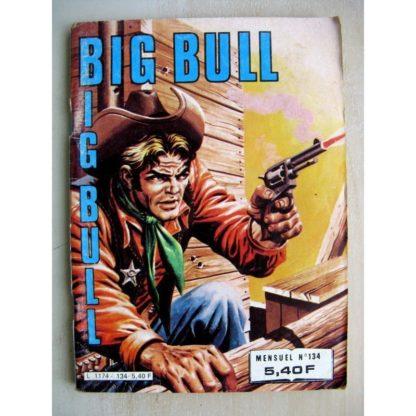 BIG BULL N° 134 Mon père était un bandit - Billy Billy (Le Beau Bruce) Impéria 1984