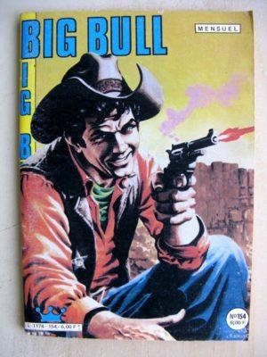 BIG BULL (IMPERIA) N° 154 Persuasion – Jim Morgan (Le percepteur)