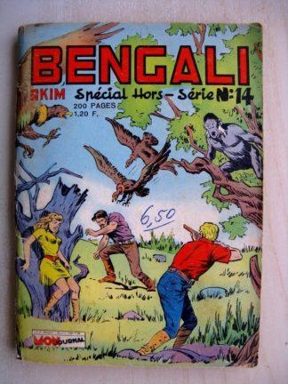 BENGALI N° 14 Akim - Le safari perdu