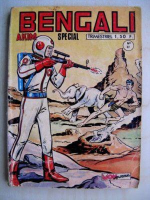 BENGALI N° 37 Akim – Le démon de Katabaru (Mon Journal)