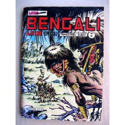 BENGALI N° 69 Akim - Le faucon rouge