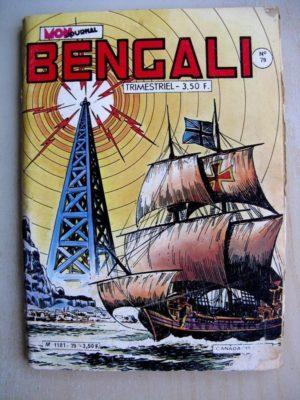 BENGALI N° 79 Akim – Hold-Up à Marataï (Mon Journal)