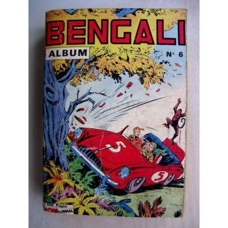 BENGALI ALBUM 6 (Bengali n°15- Messire Lancelot n°6 - Pirate n°13)