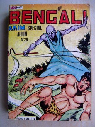 BENGALI ALBUM 29 (n°58,59,60) Akim - Le sorcier des sorciers
