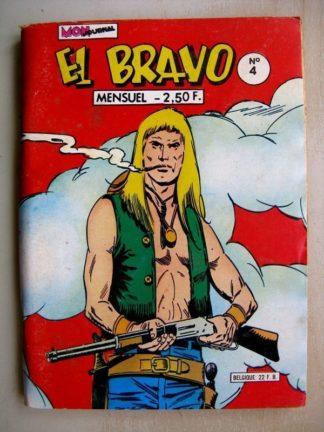 EL BRAVO N° 4 Kekko Bravo - Réglement de comptes