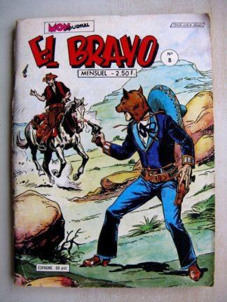 EL BRAVO N°8 Kekko Bravo - Le troisième assassin