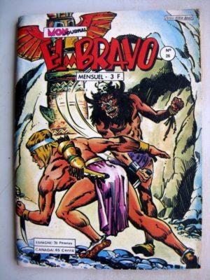 EL BRAVO (Mon Journal) N°26 Kekko Bravo – La grotte du bec de l'aigle
