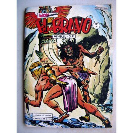 EL BRAVO N°26 Kekko Bravo - La grotte du bec de l'aigle