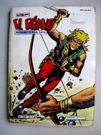 EL BRAVO N°32 Kekko Bravo - La cabanne des assassins