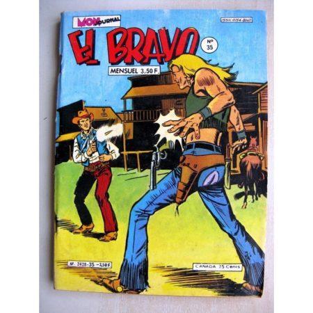 EL BRAVO N°35 Kekko Bravo - Le plan de Nick le Rouge