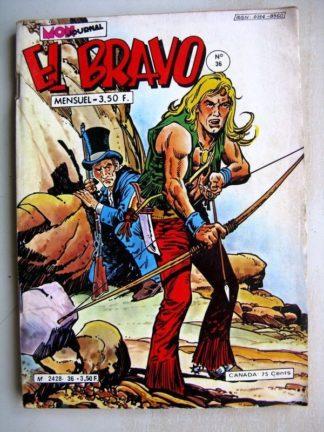EL BRAVO N°36 Kekko Bravo - La nuit du mauvais coup
