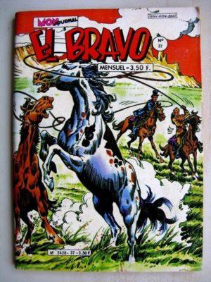 EL BRAVO N°37 Kekko Bravo - La bouche des coyotes