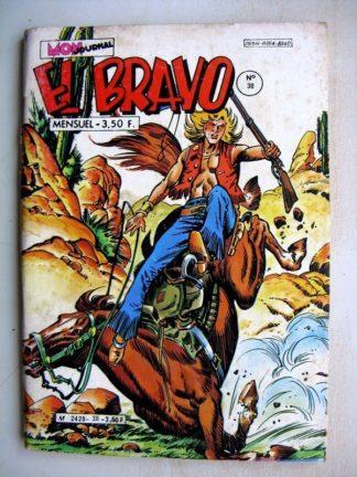 EL BRAVO N°38 Kekko Bravo - Les traîtres