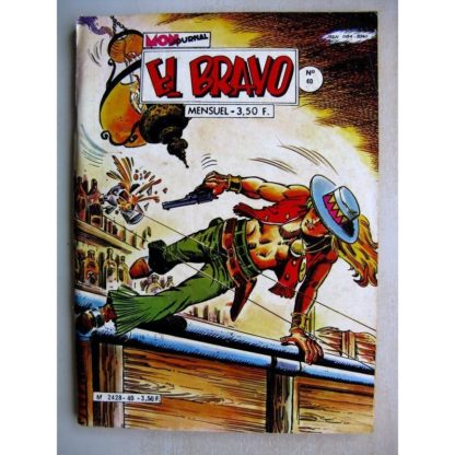 EL BRAVO N°40 Kekko Bravo - Pour toujours