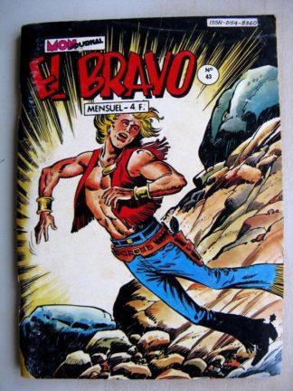 EL BRAVO N°43 Kekko Bravo - Le fol amour de Pinçon Rieur
